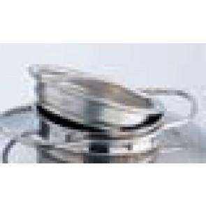 Tappo in acciaio inox - Completo di guarnizione siliconica alimentare per modelli Cordivari Anforella 5/10/15 lt