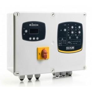 Quadro Elettronico Comando Protezione Per Elettropompe DAB E.BOX PLUS 230-400V