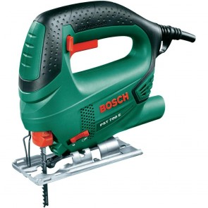 Seghetto alternativo Bosch  PST 700 Easy Hobby 300 W Peso 1,7 kg